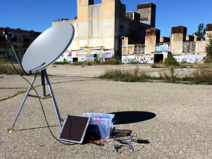 спутниковый интернет в деревню