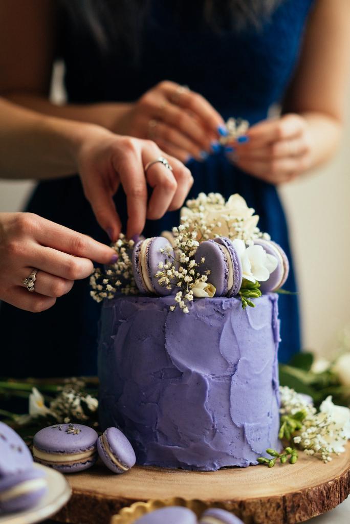 lavender cake reviews