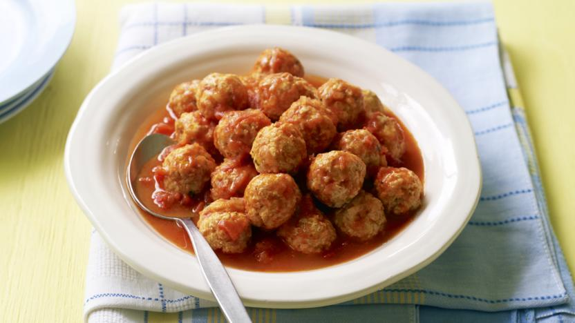 turkey meatballs with gravy recipe
