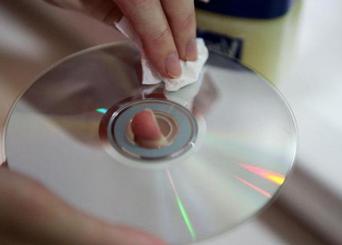 как убрать царапины с диска xbox