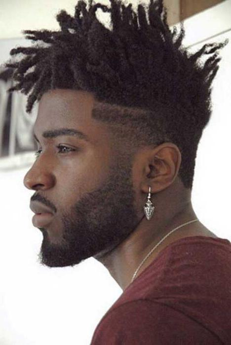 Cool black guy haircuts