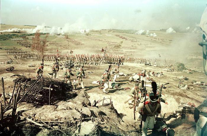 война и мир наполеон кутузов