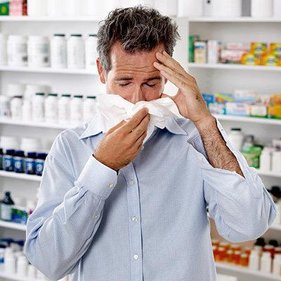 можно ли пить антибиотики от аллергии