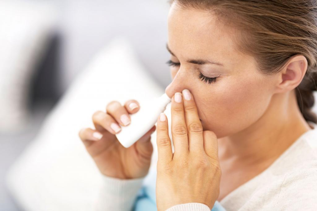 Гной из носа: причины и лечение