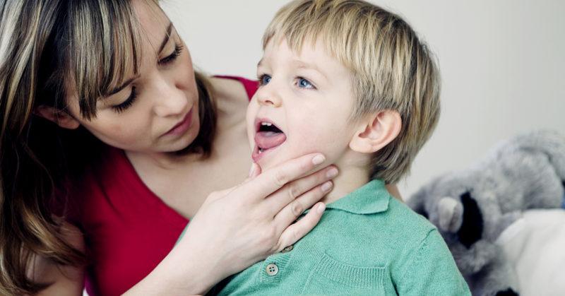 ушной свищ у ребенка