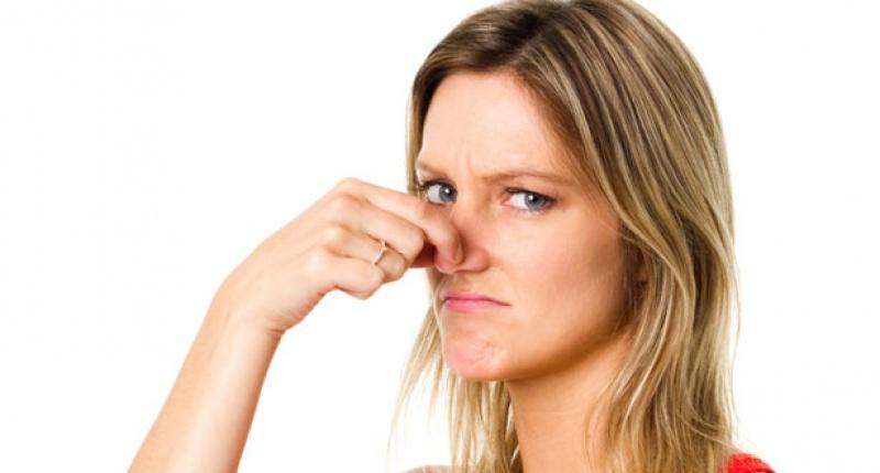 постоянный запах в носу