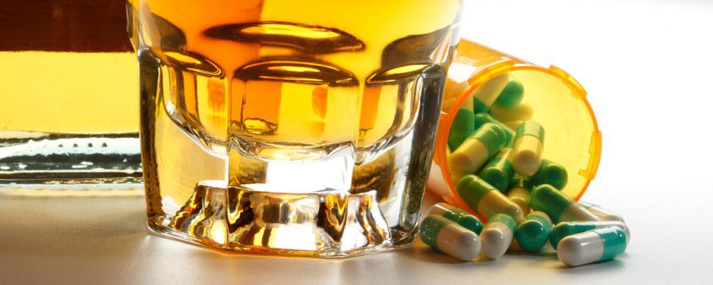 эссенциале форте и алкоголь побочные действия