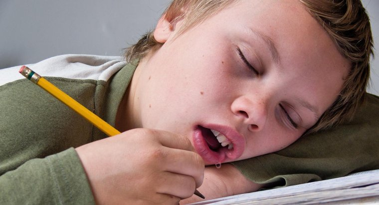 why during sleep, drooling from an adult's mouth