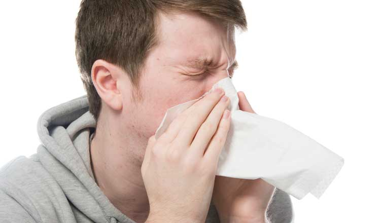 промывают ли нос содой