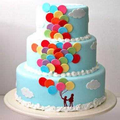 Торт для девочки 14 лет своими руками 152