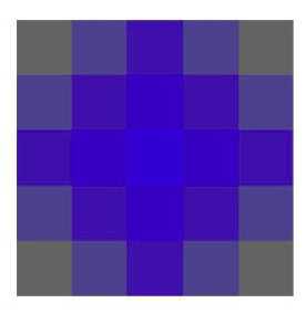 круг цветовых сочетаний