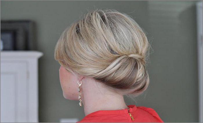 прически на среднюю длину волос на торжество