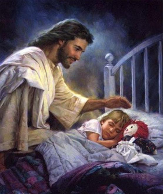 молитва на ночь перед сном