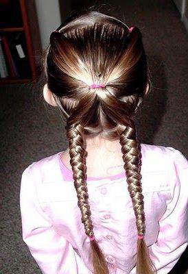 прически на длинные волосы ребенку 10 лет
