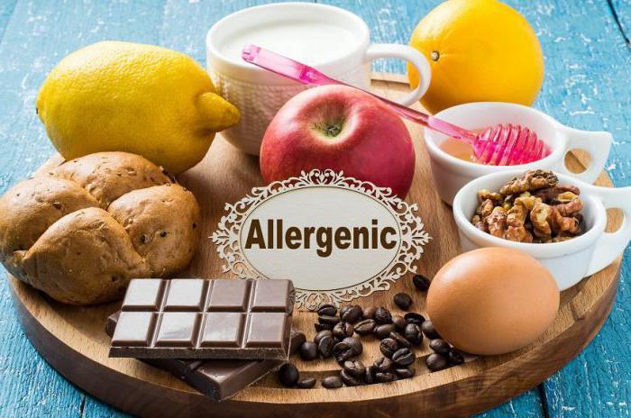 При аллергии что можно есть