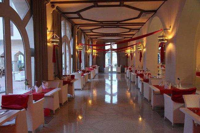 отель шахерезада тунис фото