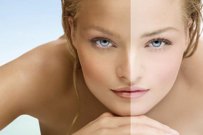 Как сделать бледную кожу в домашних 952