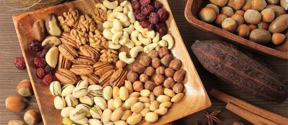 лесной орех и фундук