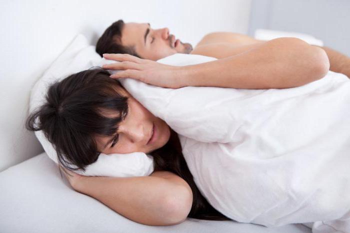 причины возникновения стонов во сне