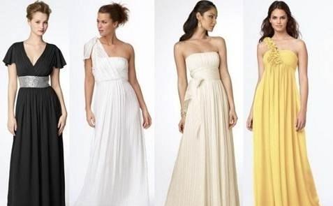 мода платья французкие