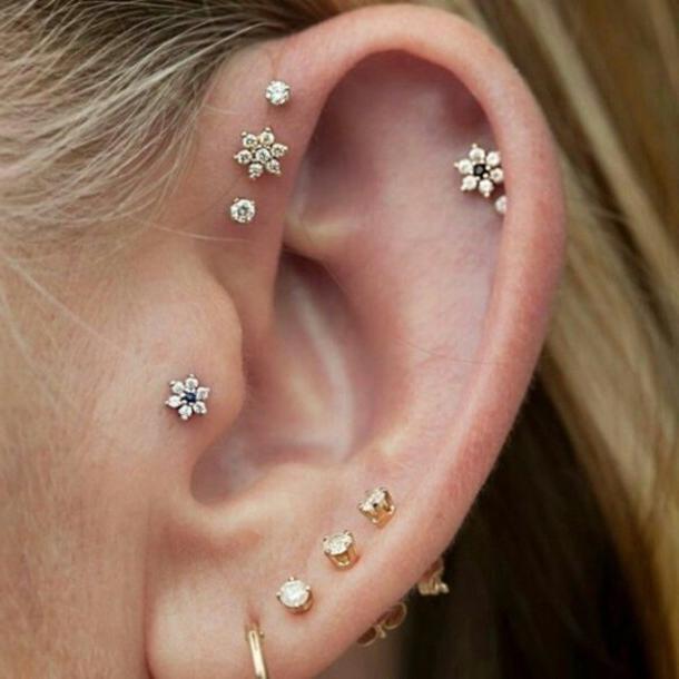 Прокол хряща уха и тонкости данной процедуры