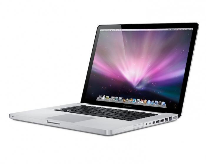 Макбук ноутбук