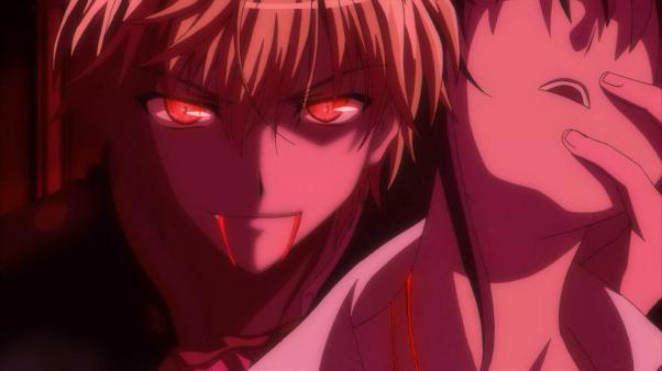аниме картинки вампирши:
