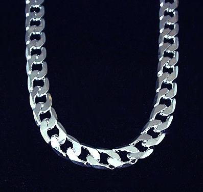 Цепочка | Мужские серебряные цепочки