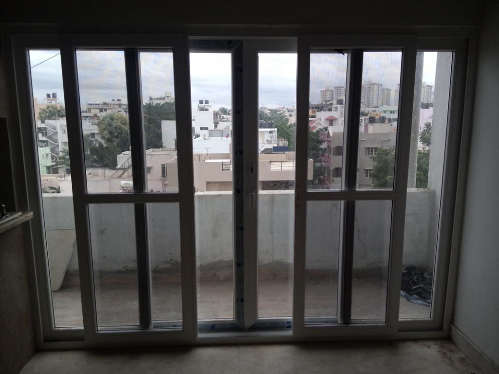 installation of balcony doors