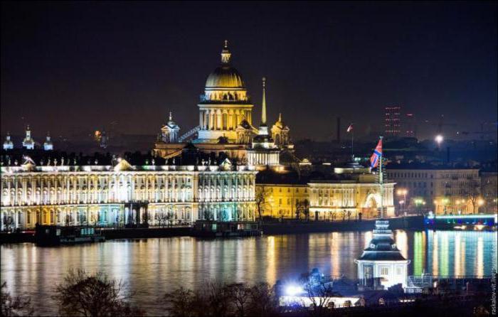 экскурсии по ночному санкт петербургу на автобусе