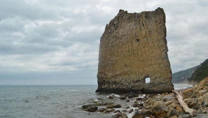 побережье джанхота