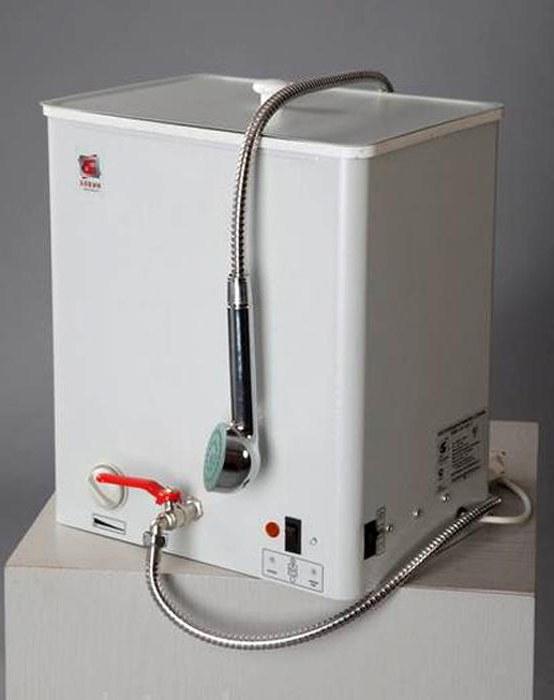 водонагреватель наливной для дачи отзывы