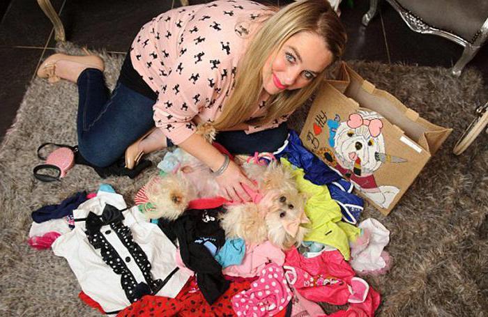 выкройка одежды для собак мелких пород