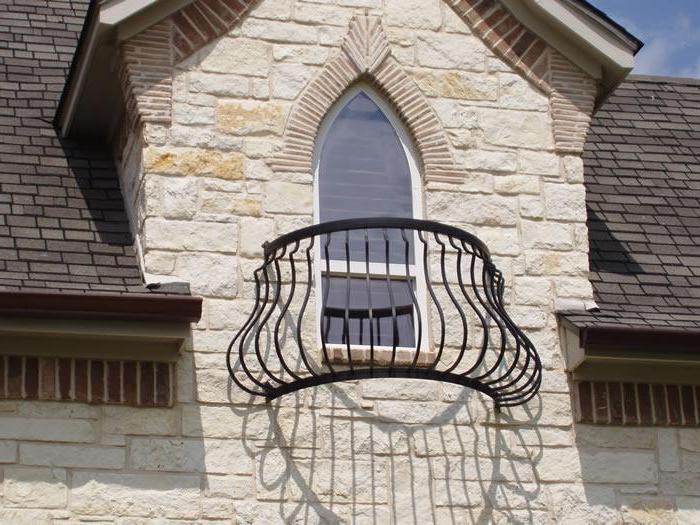 ограждение балкона цена