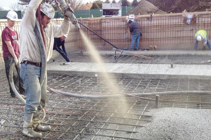 Бассейн из бетона своими руками: инструкция и фото