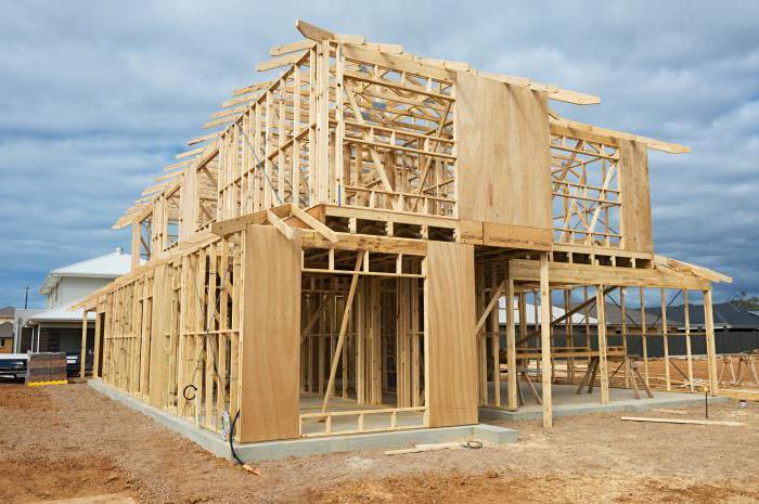 поэтапное строительство каркасных домов