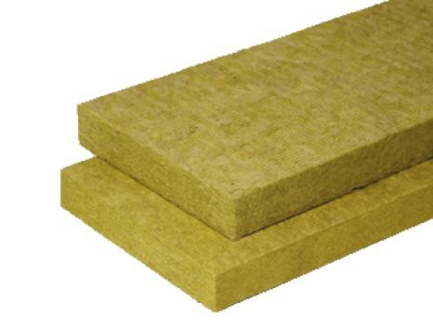 mineral wool for warming the loggia