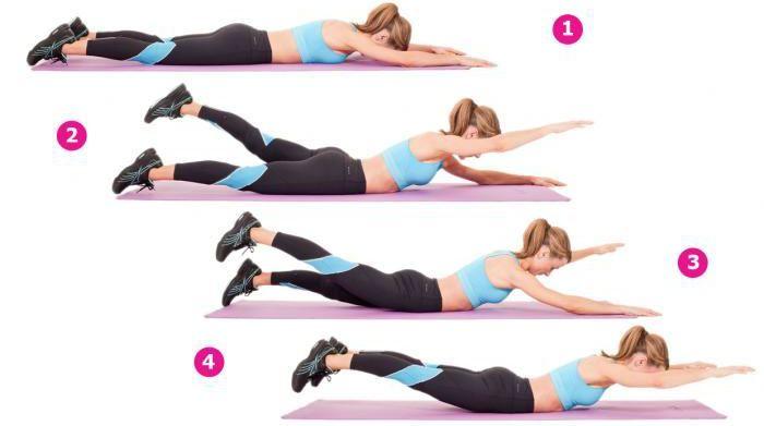 как правильно выполнять упражнения при сколиозе
