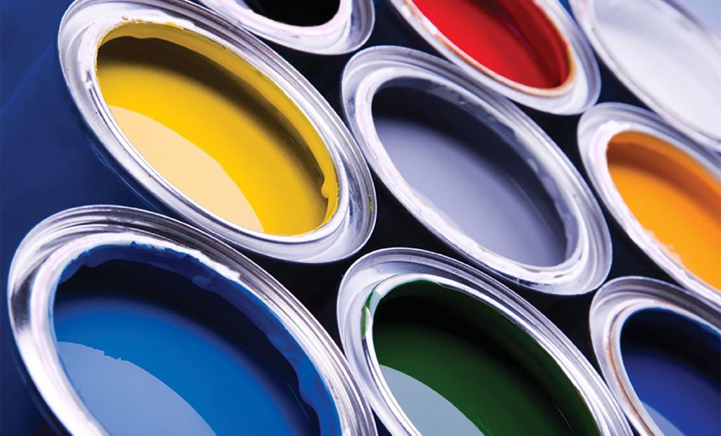 эмаль кремнийорганическая КО-174 разных цветов
