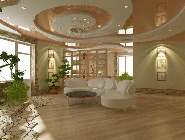Что лучше - потолок из гипсокартона или натяжной? Сравнение характеристик и способов монтажа, преимущества и недостатки каждого вида