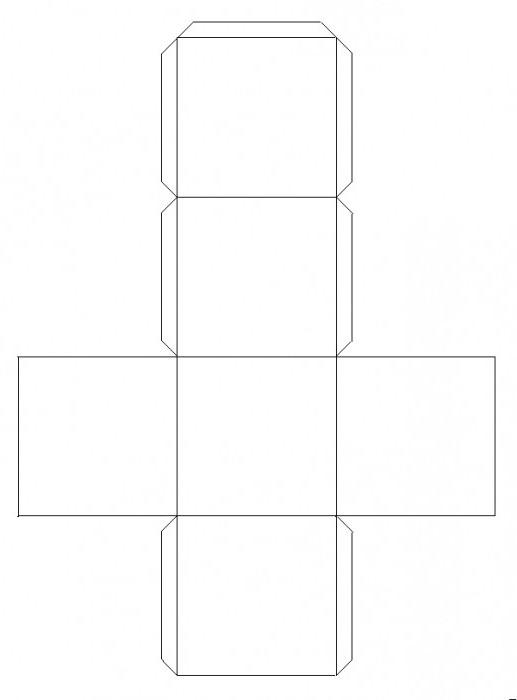 развивающий кубик своими руками выкройки