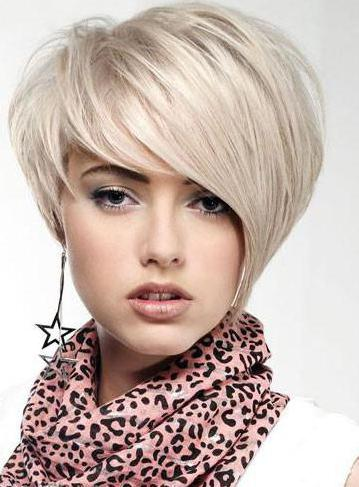 Красивые косички на средние волосы, фото, прически 83