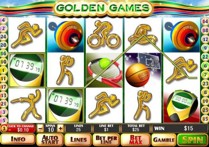 golden games casino
