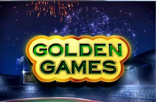 golden games casino