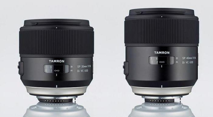 Объективы Tamron: характеристики и отзывы