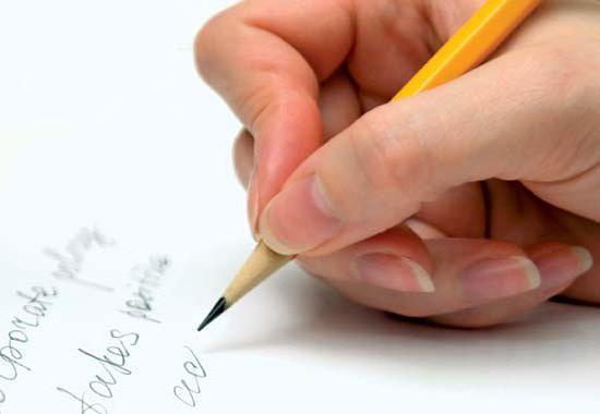 мелкий почерк что говорит о человеке