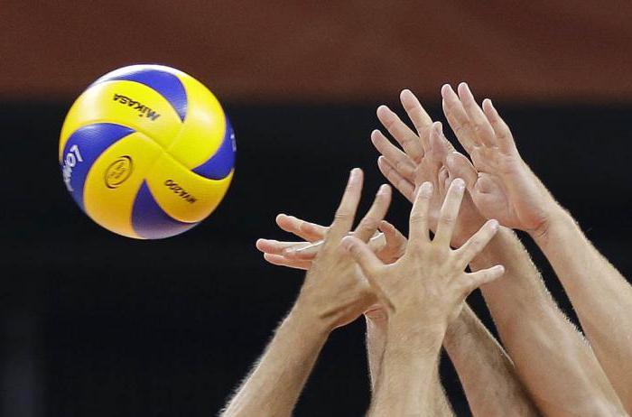 секции волейбола в москве для детей