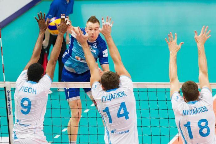 секция волейбола в москве
