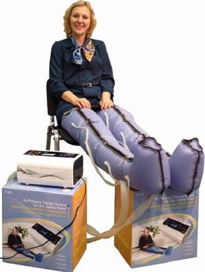 электромассажер для ног