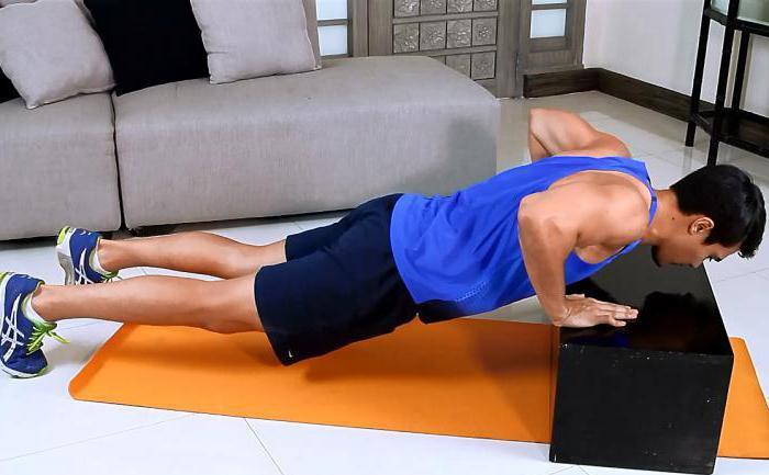 эффективная зарядка для похудения живота